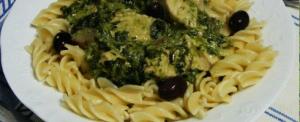Receita de Peito de Frango com Legumes