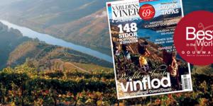 Revista sueca diz que Douro é a melhor zona vinícola
