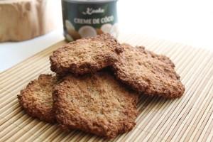 Receita de Biscoitos de Côco