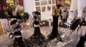 Mercado de vinhos no Campo Pequeno